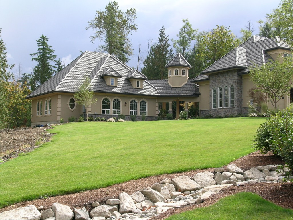 Estate with pool house five star home designs for Star home designs